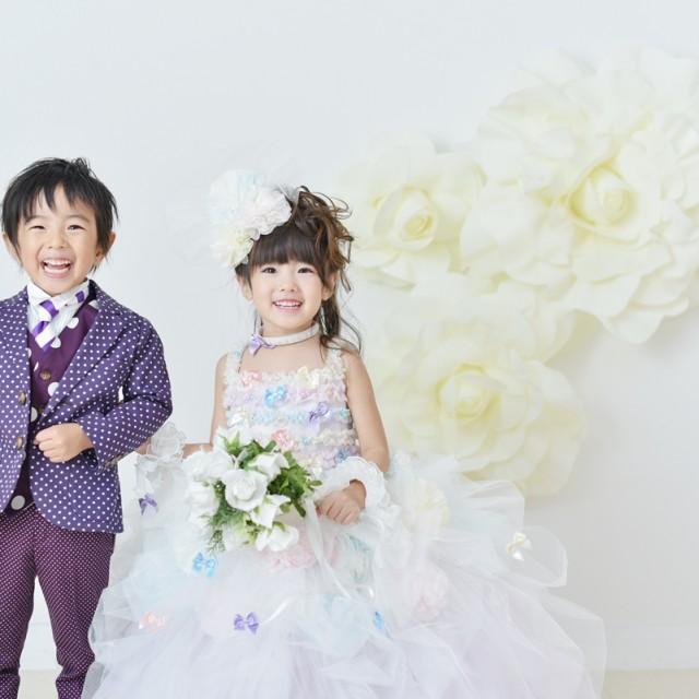 七五三3歳5歳 きょうだいの七五三写真撮影もお得に叶う 写真館絹屋熊谷店