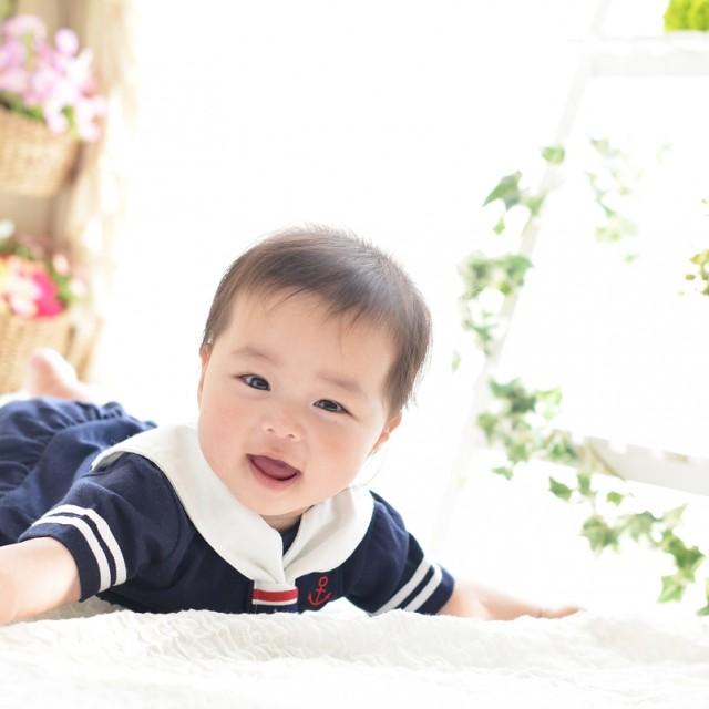 赤ちゃん写真展でたくさんの笑顔があふれてます♪