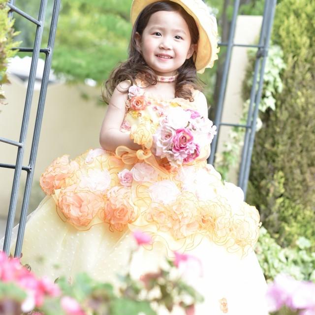 プリンセス写真展より 5歳女の子