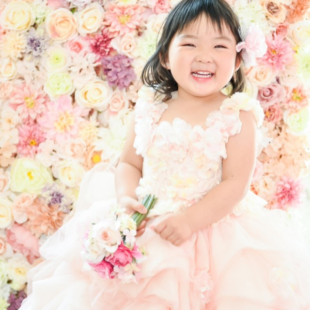 花壁名前で♡︎最高の笑顔