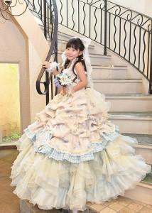 十三参り ドレス